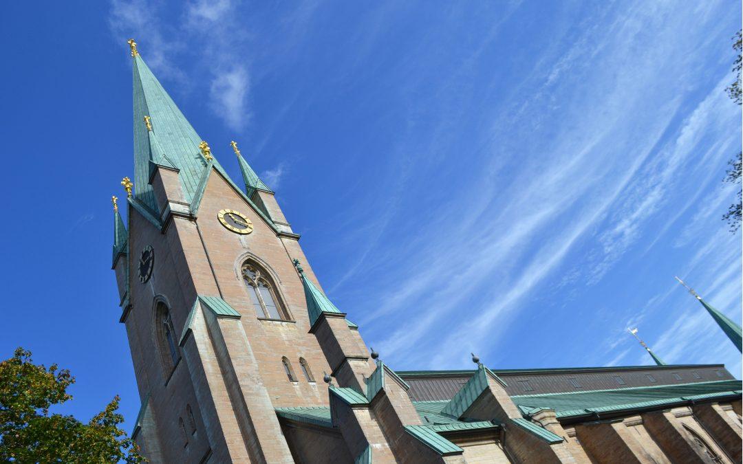Kvällskonsert, 14:e september 2018, kl. 21:30, Domkyrkan, Linköping