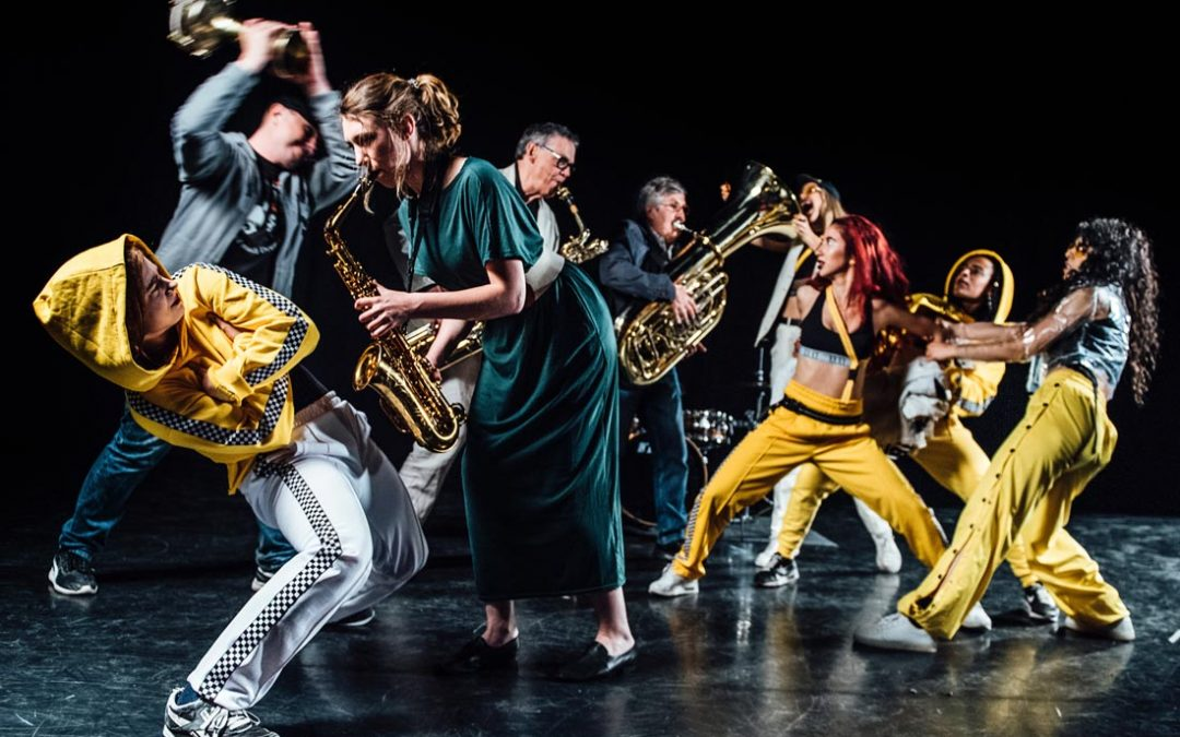 The Hiphop Symphony, 27:e oktober 2018, kl. 18:00 på Gottsundateatern, Uppsala