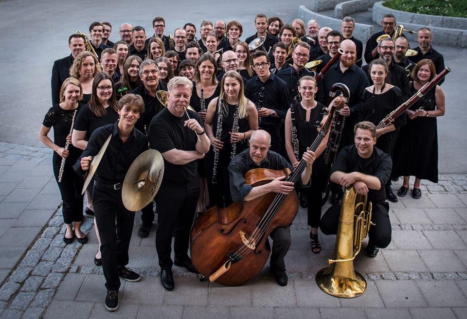 Uppsala Blåsmusikfestival, 4:e april 2020 kl. 11:00-20:00, UKK, Uppsala